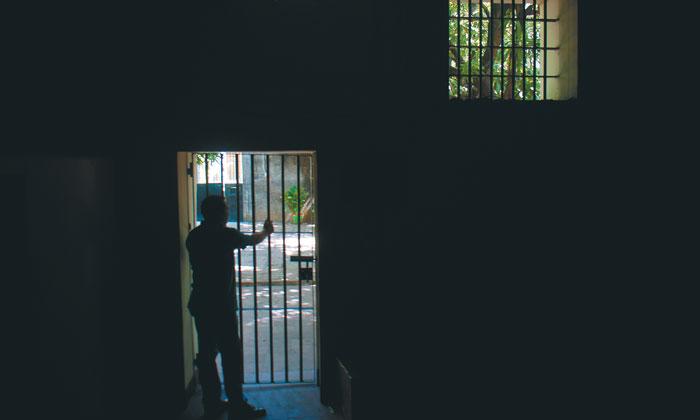 cárcel en leon