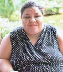 Ruth Gaitán, 41 años