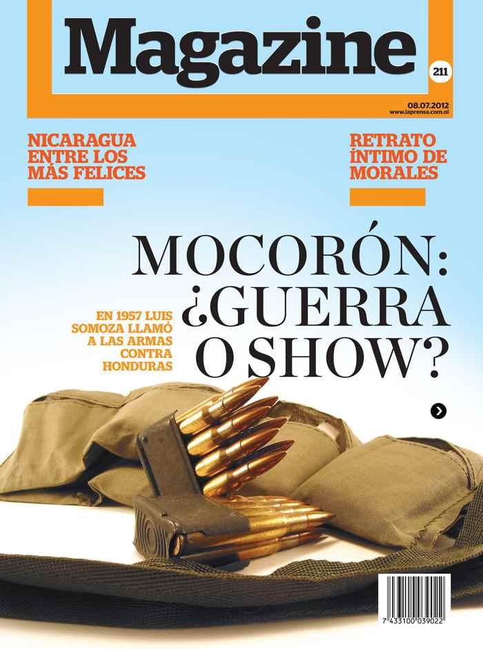 Magazine, Julio 2012