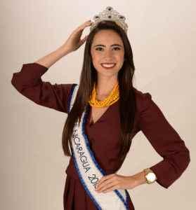 Marina Jacoby. Miss Nicaragua 2016. posa en estudio para Rajatabla Magazine. Foto Uriel Molina/LA PRENSA