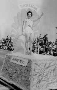 Rosa Argentina Lacayo, Miss Nicaragua 1955.