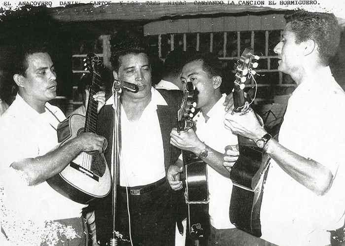 fotografía sin fecha que conserva el historiador Bayardo Cuadra.
