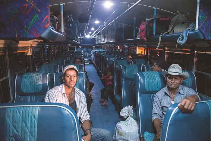Managua.Nicaragua.26/03/2015. Managua Noctambula, reportaje gráfico sobre los sitios más representativos de managua durante la madrugada. Oscar Navarrete/ LA PRENSA