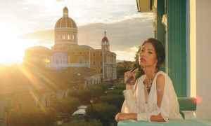 Keykoll Montalván.  Visita de rigor. Magazine. Hotel Darío, Granada.