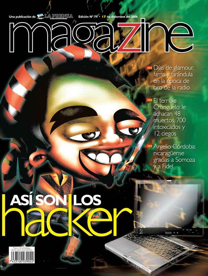 Magazine, Edición 74 Diciembre