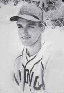 A los 21 años, Argelio Córdoba era todo un mago en la segunda base con el equipo del Cinco Estrellas.