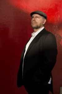 Daniel Mordzinski, Fotógrafo de artistas, poetas, músicos y escritores internacionales. Oscar Navarrete/LA PRENSA.