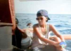 """Esta joven dejó a su hijo de 3 años en Cojimar, Cuba, para alcanzar las costas de la Florida en busca del """"sueño americano""""."""