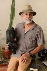Frank Pineda, Cineasta Nicaragüense. Foto Uriel Molina/LA PRENSA