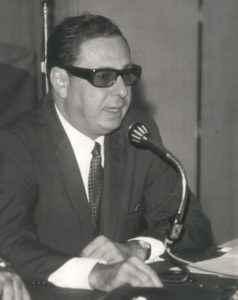 (foto de archivo) Pedro joaquín Chamorro, durante foro internacional. LA PRENSA/jv