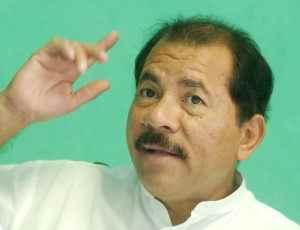 Daniel Ortega. FOTO /LA PRENSA /M. GARCIA