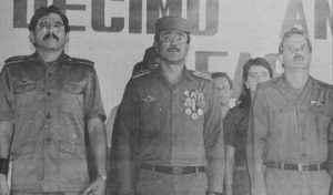 El coronel Javier Pichardo Ramírez fue sustituido al mando de la Fuerza Aérea