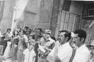 Javier Pichardo se unió al Frente Sandinista a mediados de los años setenta