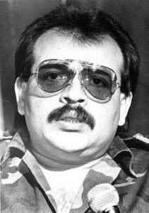 Antenor Rosales era jefe de la I Región Militar en 1990