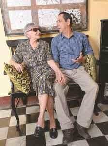 Familia de Teresa Villatoro, /ex-amante de Sandino/Fotos y documentos en Masaya. LA PRENSA /Uriel Molina