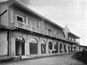 """Esta es la popular """"Calle del Aluvión"""""""