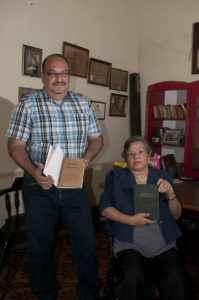 Fresia Vanegas y su hijo David Sampson Vanegas. León julio 10 del 2014. Foto LA PRENSA Manuel Esquivel