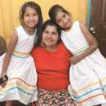Yurelia y Fiorella Rocha Arias