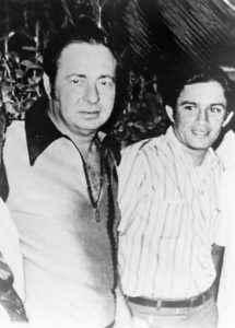 PJCH y Guillermo Rothschuh