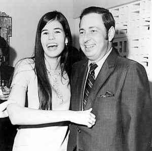 Cristiana Chamorro y Pedro Joaquín Chamorro Cardenal