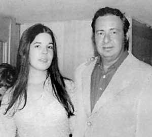 Claudia Chamorro y Pedro Joaquín Chamorro