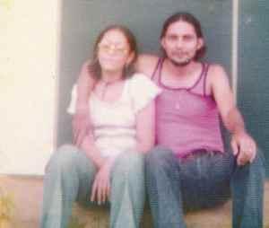 Mónica Baltodano y Bayardo Arce, antes de que ambos pasaran a la clandestinidad en 1974.  FOTO CORTESÍA: Mónica Baltodano