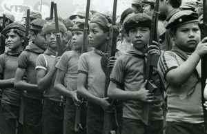 Niños en guerra