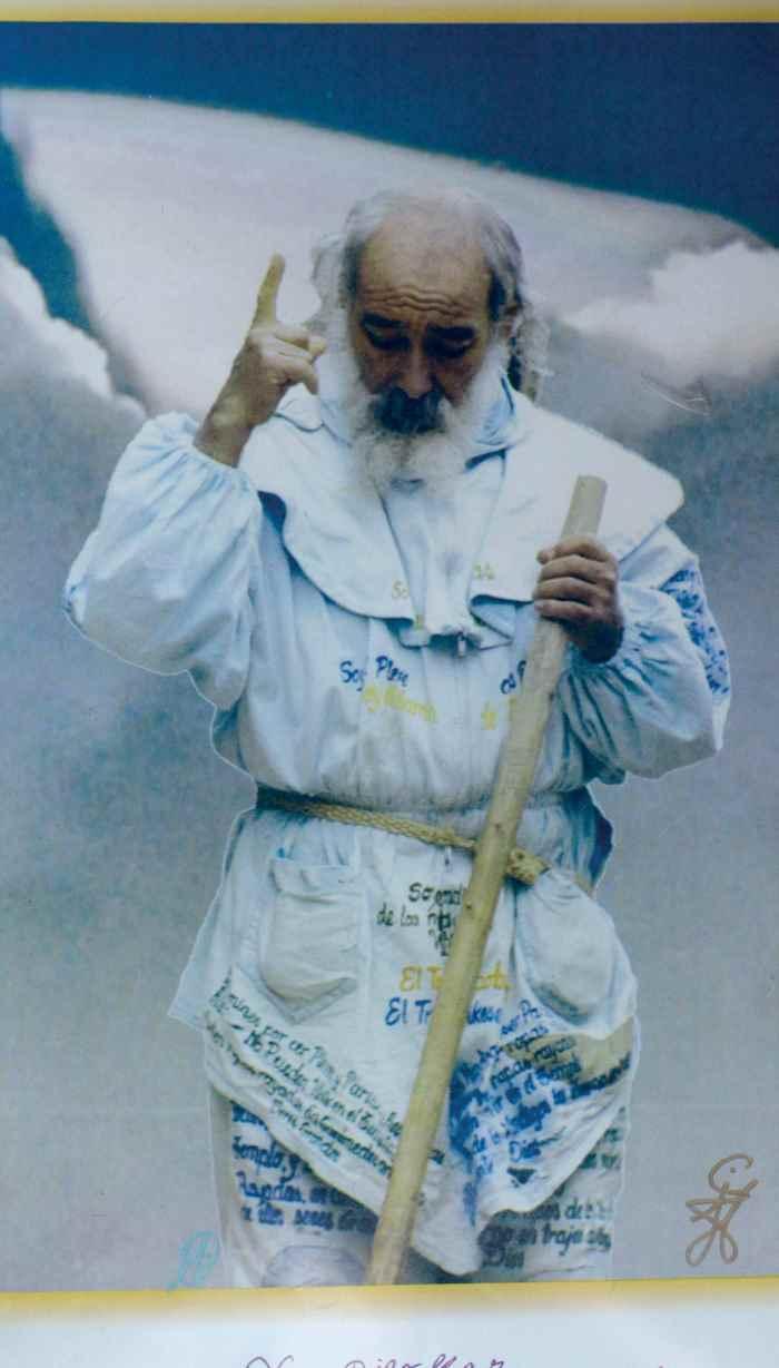 el maestro taoísta, Jah Kelium Zeus Induzeus