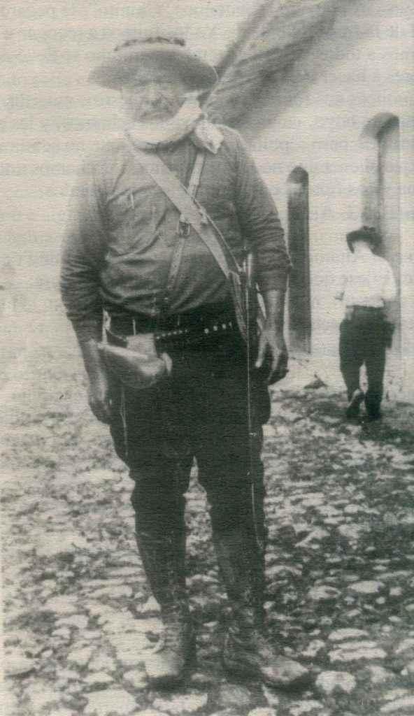 Pedrón Altamirano.