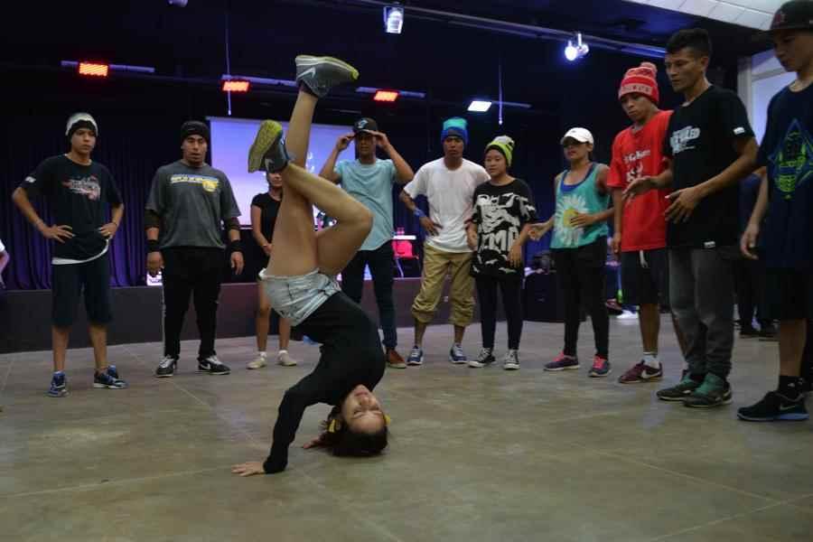 Actualmente hay más de 300 bailarines de break dance en Nicaragua. Foto de  Roberto Fonseca. 3a418835e09
