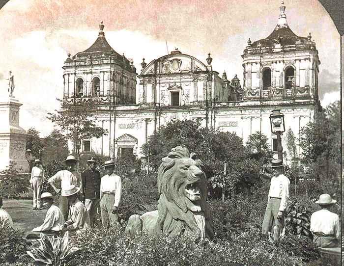 Foto cortesía del Instituto de Historia de Nicaragua y Centroamérica (Ihnca).