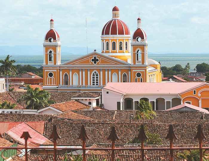 Managua, Nicaragua. 12/Noviembre/2013. Granada. Jorge Torres/ LA PRENSA.