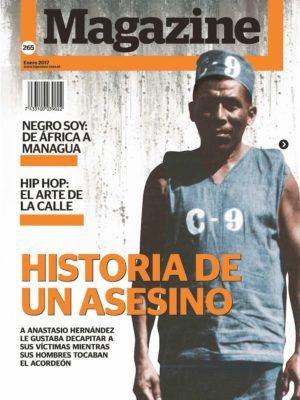 Portada Revista Magazine 265