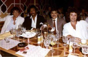 En una cena con Stallone