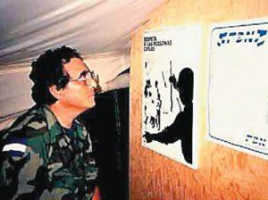 Bemúdez dirigía a la Resistencia desde el llamado Comando Estratégico, ubicado en Yamales, Honduras.