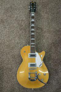Guitarra eléctrica Gretsch Les Paul.