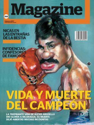 Portada Revista Magazine 266