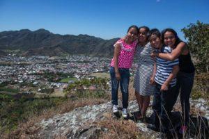 Cuatrillizos de Jinotega Familia Laguna Obregón