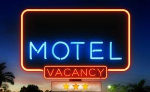 origen del Motel, moteles