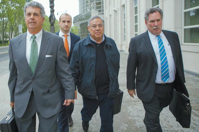 Rocha goza de arresto domiciliario en Miami, mientras espera el juicio por corrupción de la Fifa. Foto: AFP