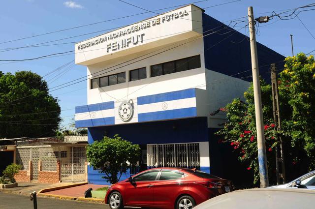 La Fenifut es la única federación de deportes en el país que tiene edificio propio, construido durante el mandato de Julio Rocha. Foto: Wilmer López