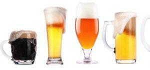 cerveza vaso