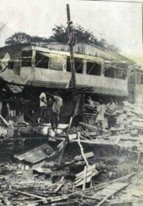 maremoto 1992, El Tránsito, Nicaragua, Tsunami, Pacífico