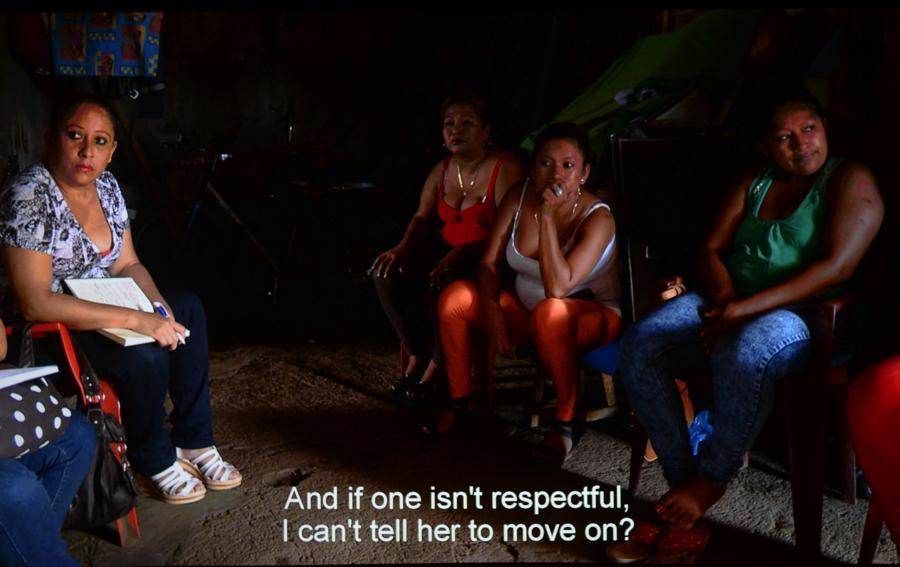 Trabajadoras sexuales, Nicaragua, Girasoles