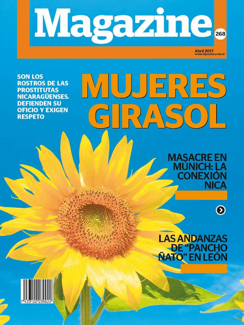 Portada Revista Magazine 268