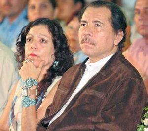 Matrimonio Ortega-Murillo