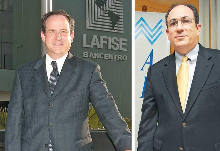 Roberto y Enrique Zamora, el banquero y el exportador