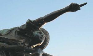 La-estatua-de-Montoya
