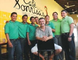 Magazine, Café de las Sonrisas