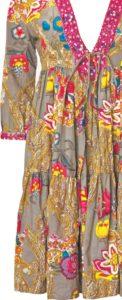 Murillo y sus 400 vestidos